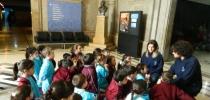 SALA CELESTE VISITA EL MUSEO DE CIENCIAS
